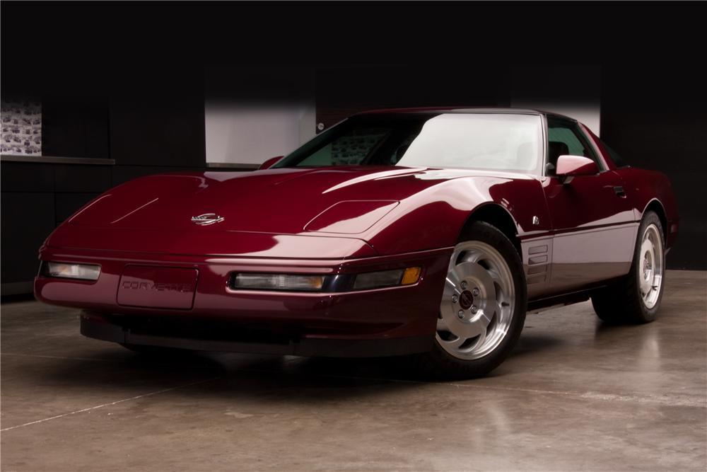 1993 Chevrolet Corvette Partsopen