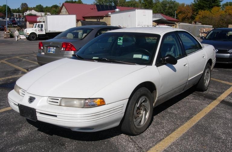 1993 Chrysler Vision