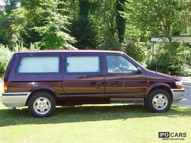 1993 Chrysler Voyager
