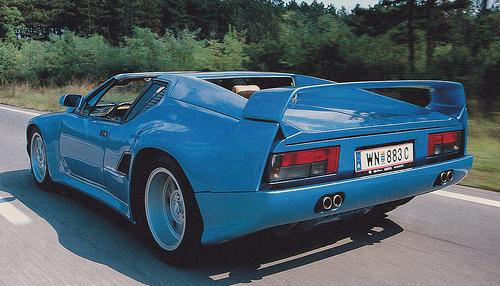 1993 De Tomaso Pantera
