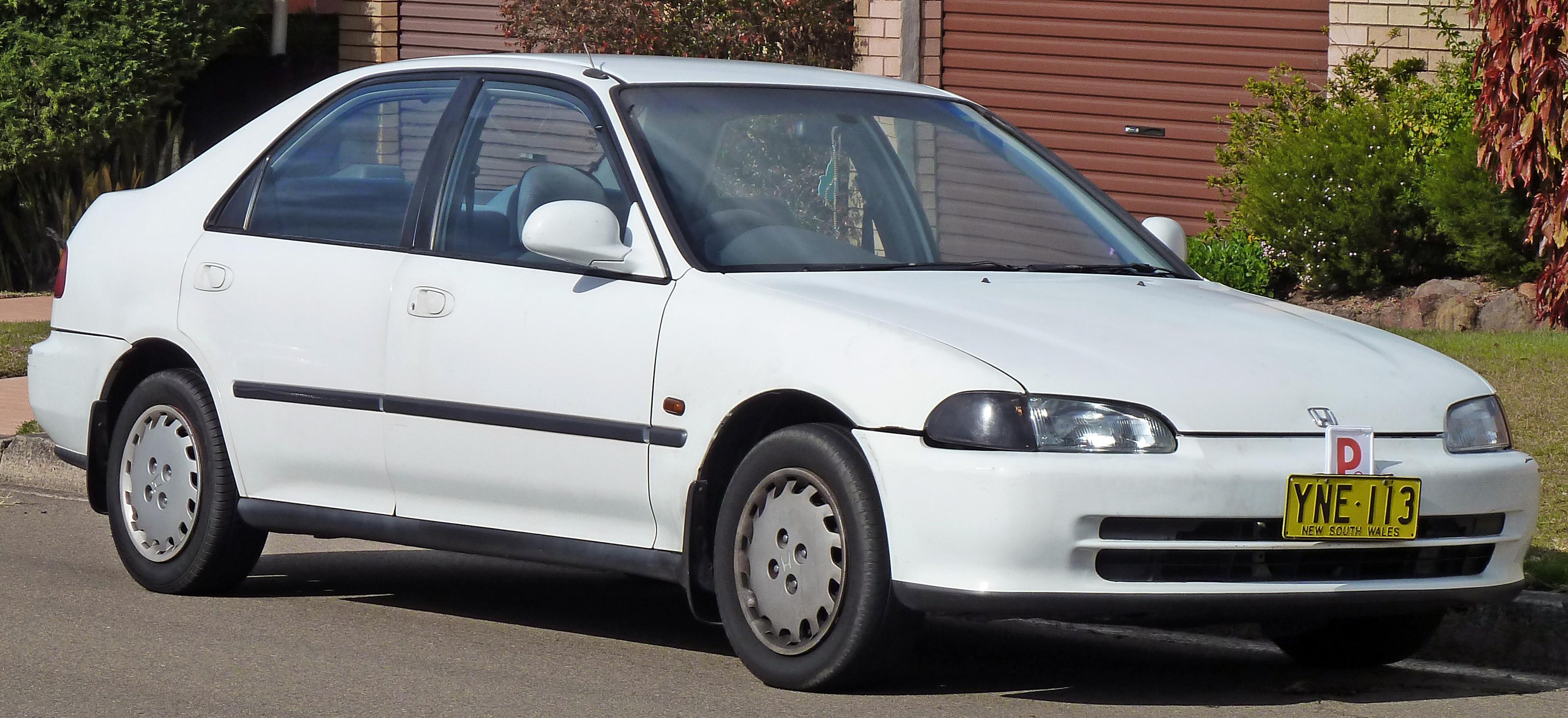 1993 Honda Civic Partsopen