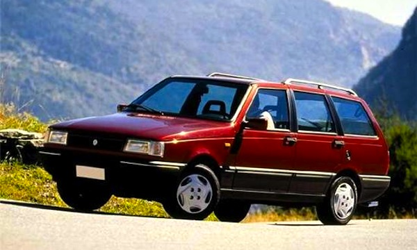 1993 Innocenti Elba