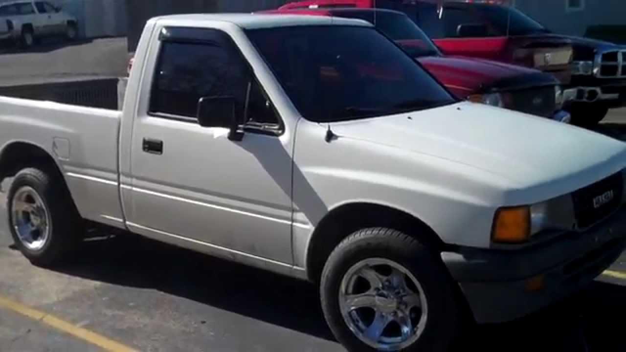 1993 Isuzu Pickup Partsopen