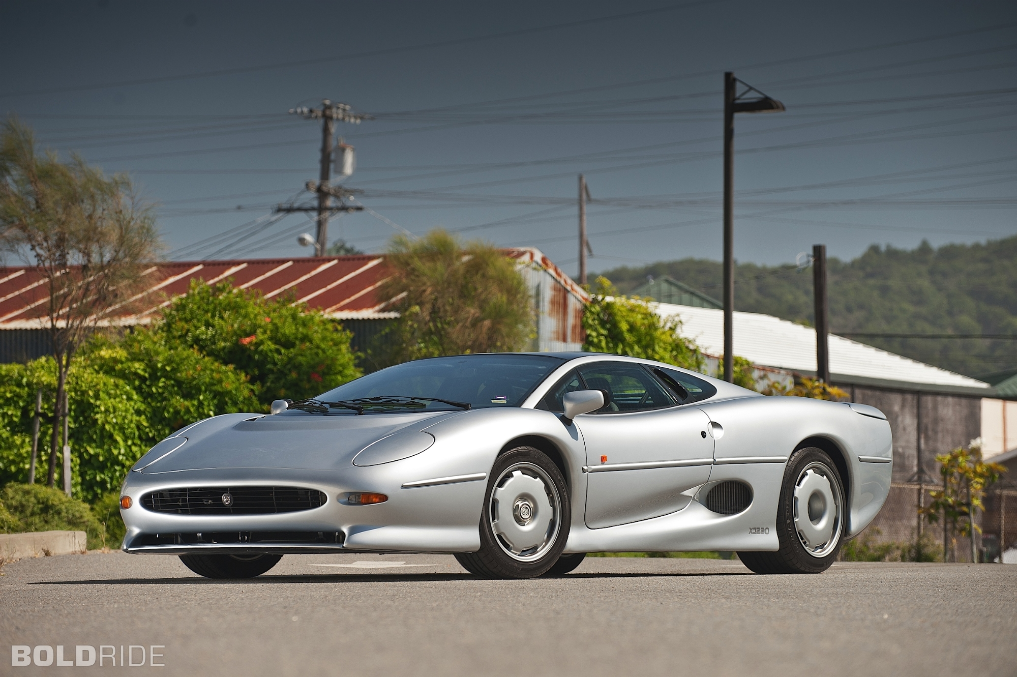 1993 Jaguar JX220
