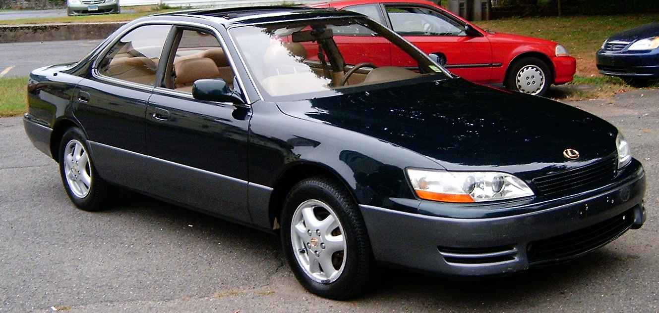 Lexus Es on 1999 Lexus Es 300