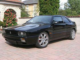1993 Maserati Ghibli