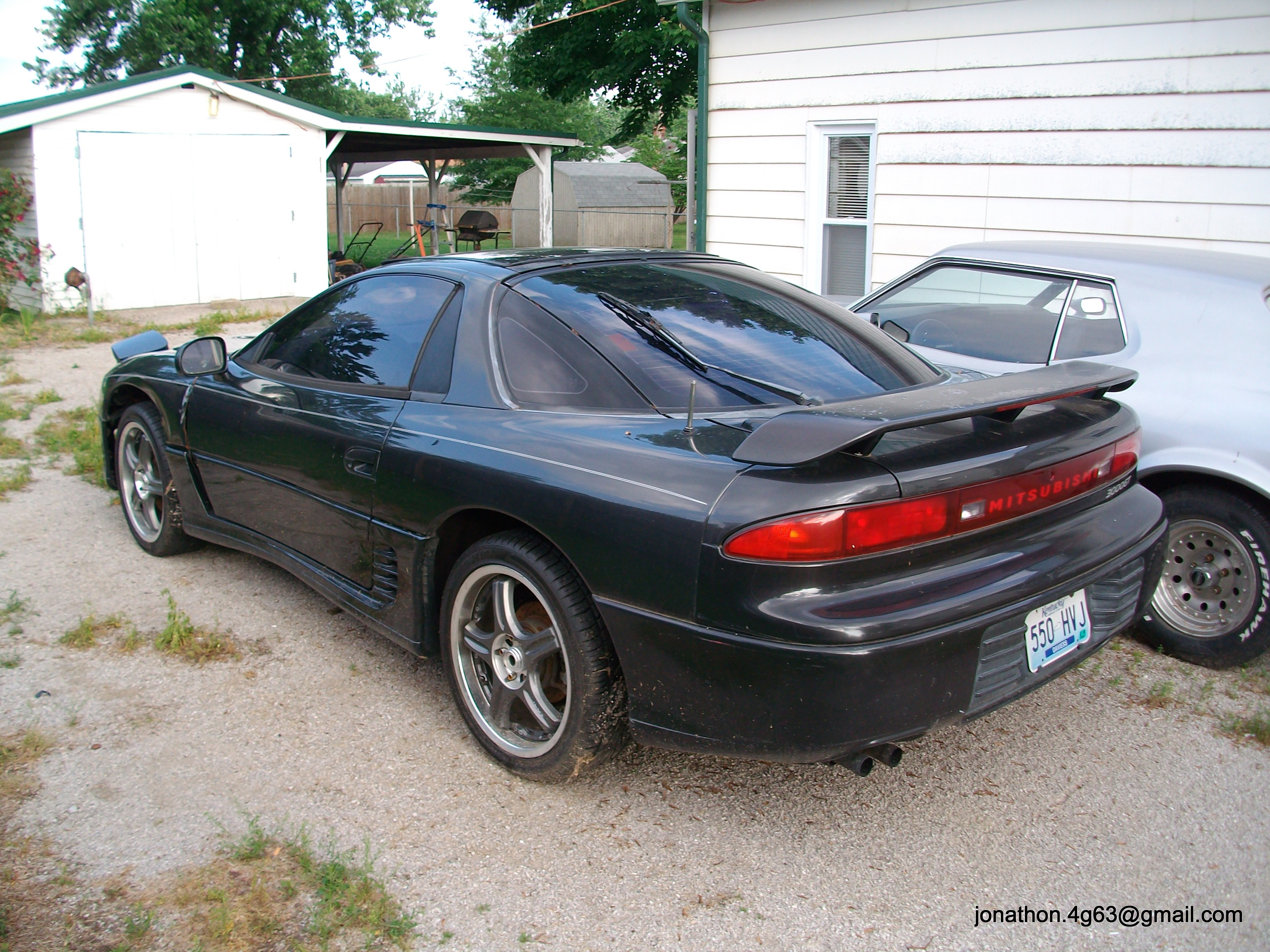 1993 mitsubishi 3000gt partsopen