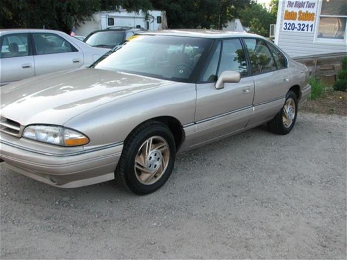 1993 Pontiac Bonneville Partsopen
