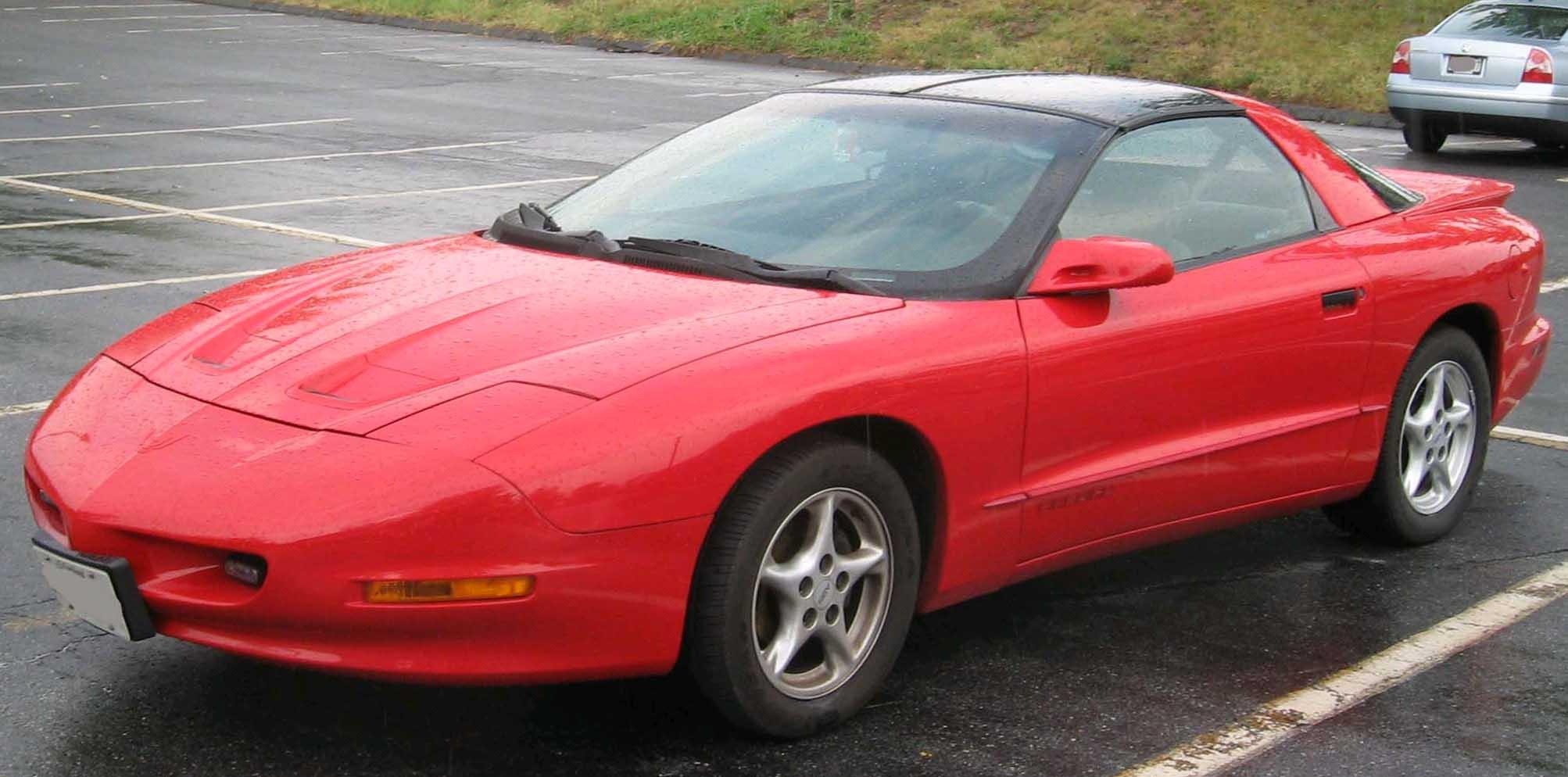 1993 Pontiac Firebird