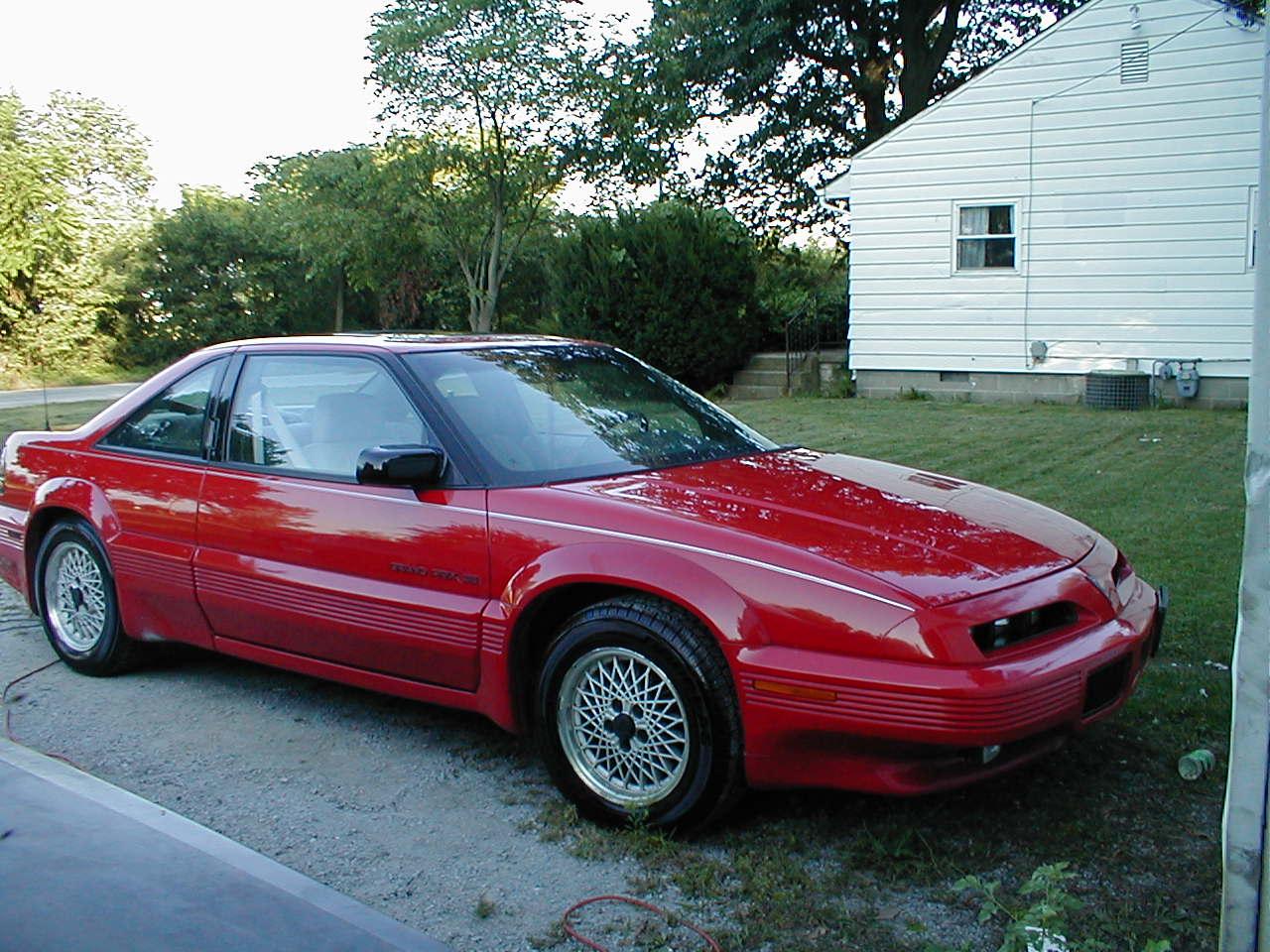 1993 Pontiac Grand Prix