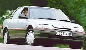 1993 Rover 200