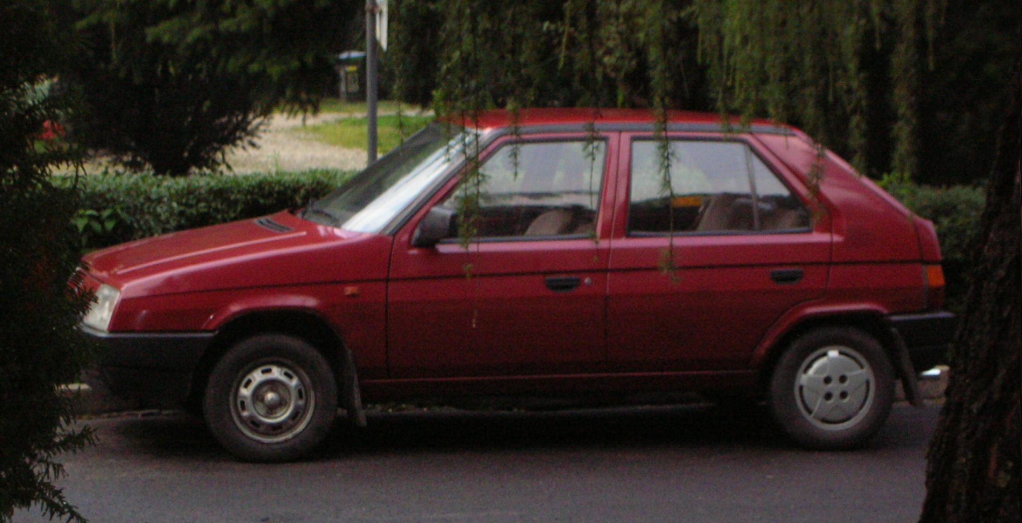 1993 Skoda Favorit