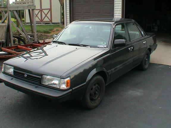 1993 Subaru Loyale