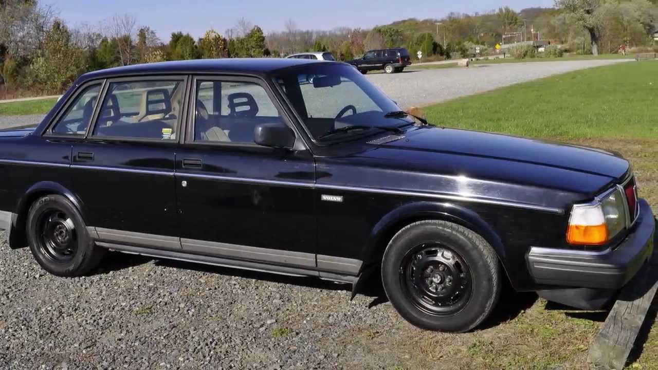 1993 Volvo 240