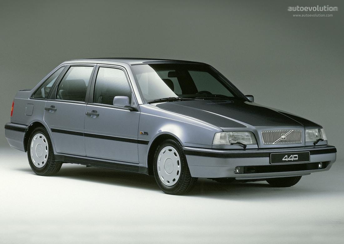 1993 Volvo 440