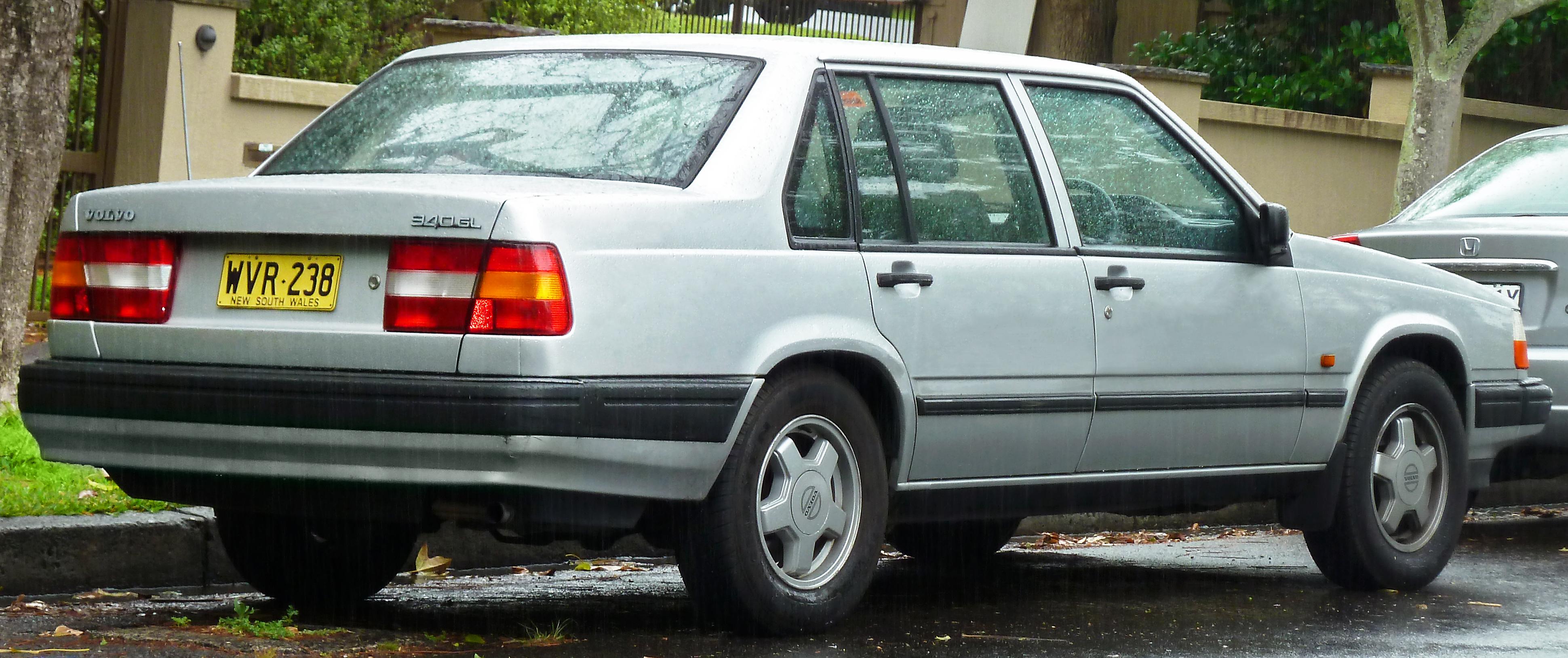1993 Volvo 940