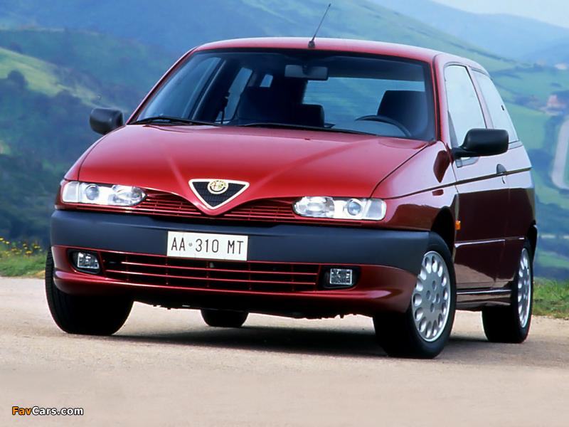 1994 Alfa Romeo 145