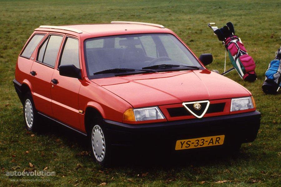 1994 Alfa Romeo 33