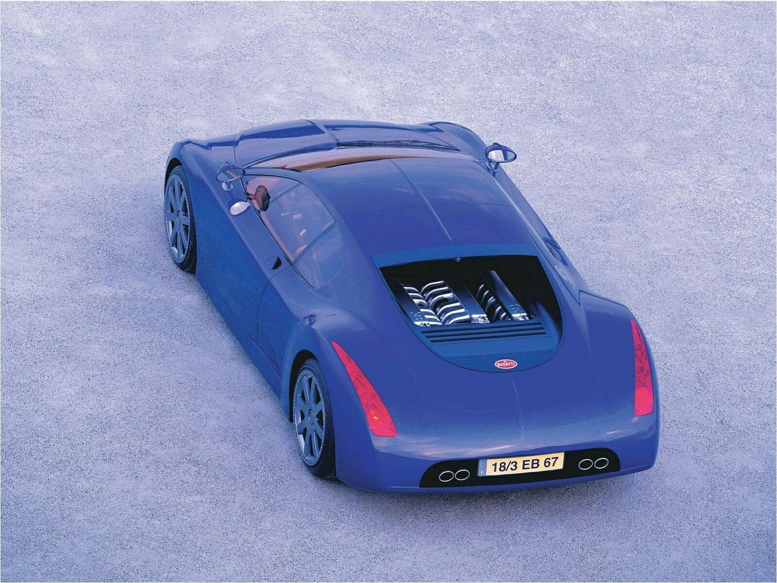1994 Bugatti EB112