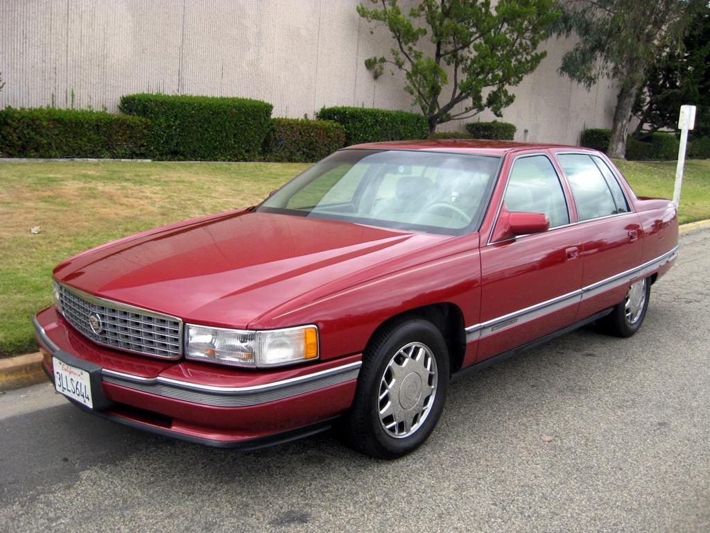1994 Cadillac DeVille - Partsopen