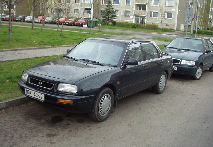 1994 Daihatsu Applause