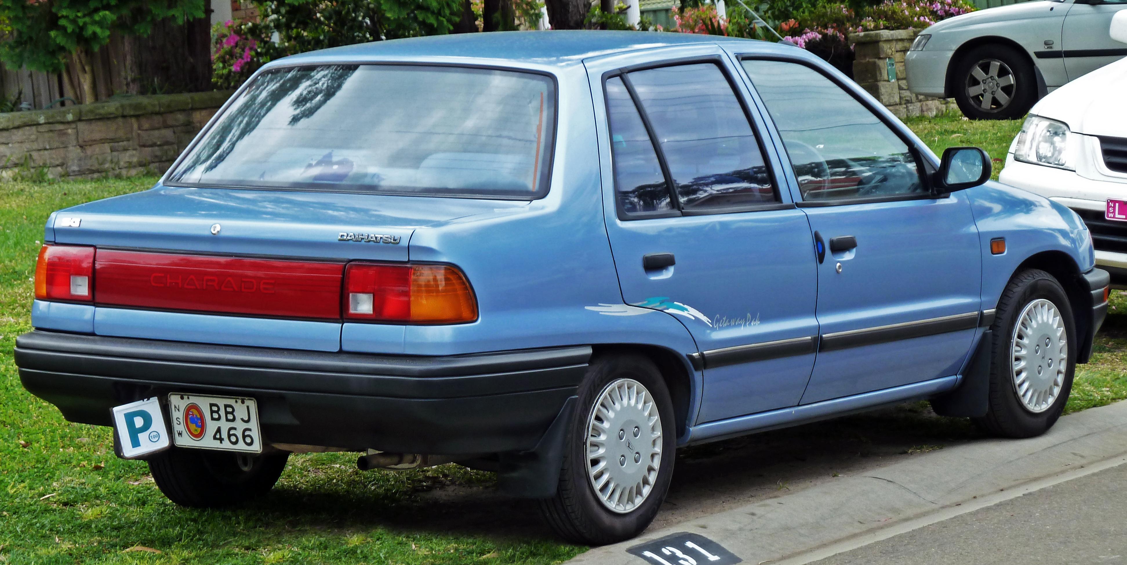 1994 Daihatsu Charade - Partsopen