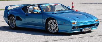 1994 De Tomaso Pantera