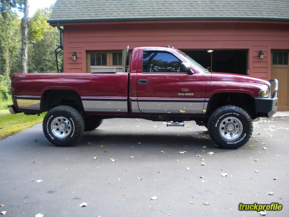 1994 Dodge Ram Pickup 2500 - Partsopen