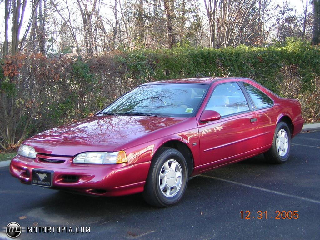 1994 Acura Legend >> 1994 Ford Thunderbird - Partsopen