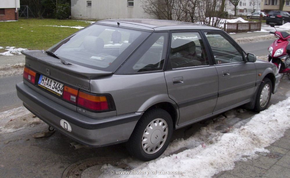 1994 Honda Concerto