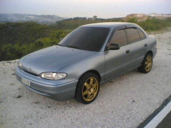 1994 Hyundai Accent