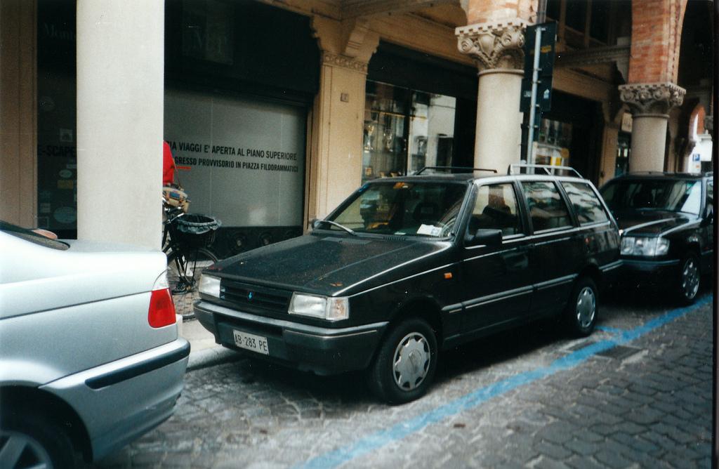 1994 Innocenti Elba