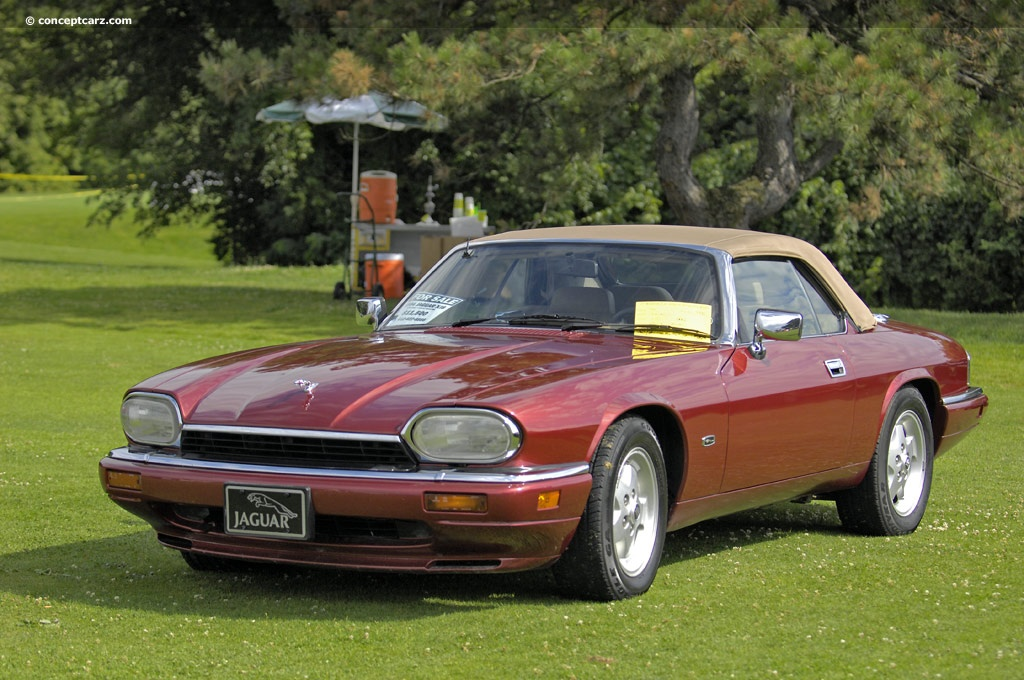 1994 Jaguar XJS - Partsopen
