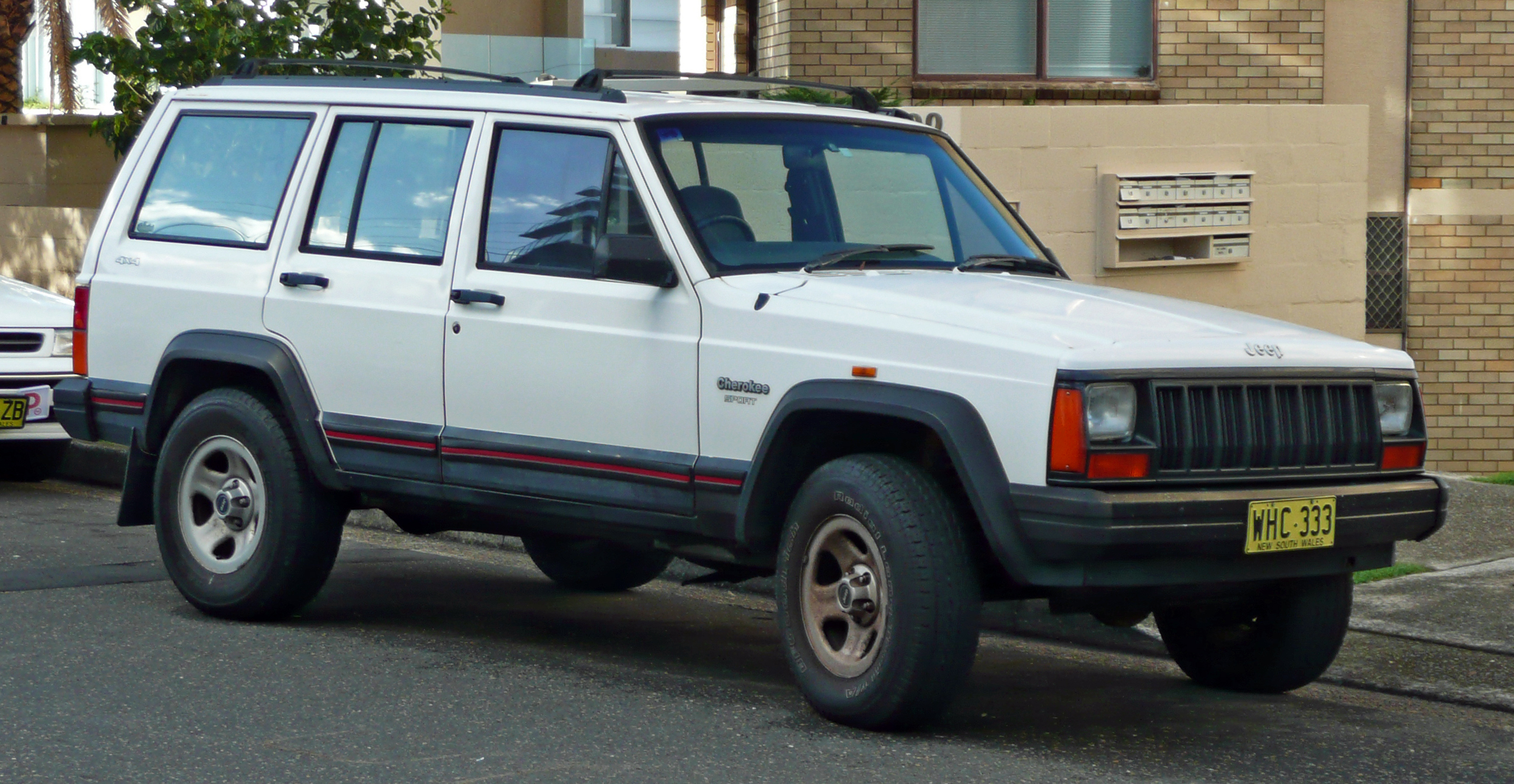 1994 Jeep Cherokee