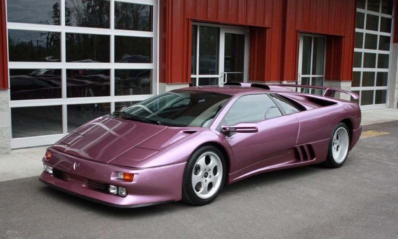 1994 Lamborghini Miura Partsopen