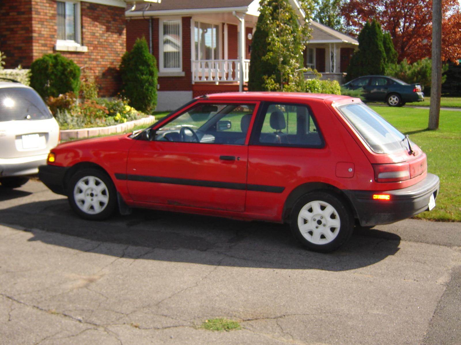 1994 mazda 323 - partsopen