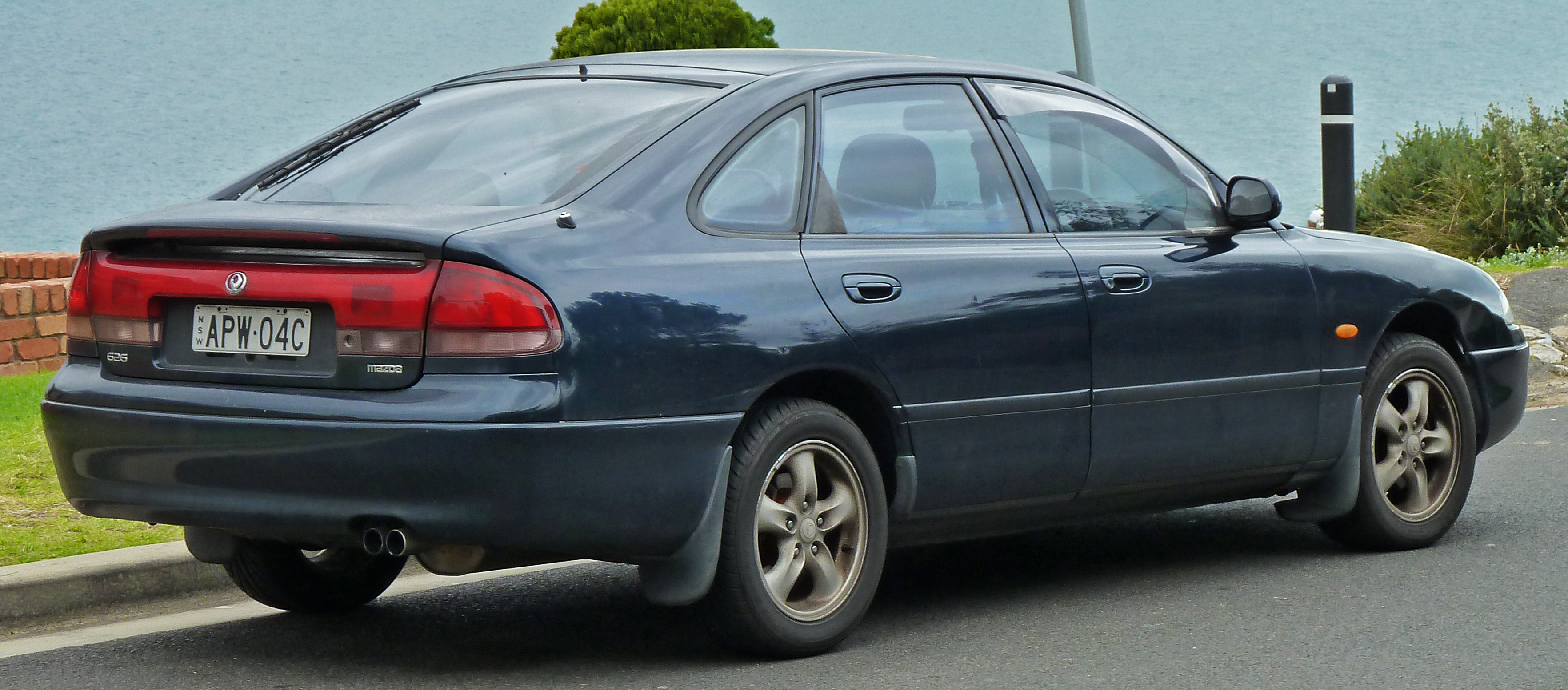 Download all mazda 626 1994 pictures 11 4 mb