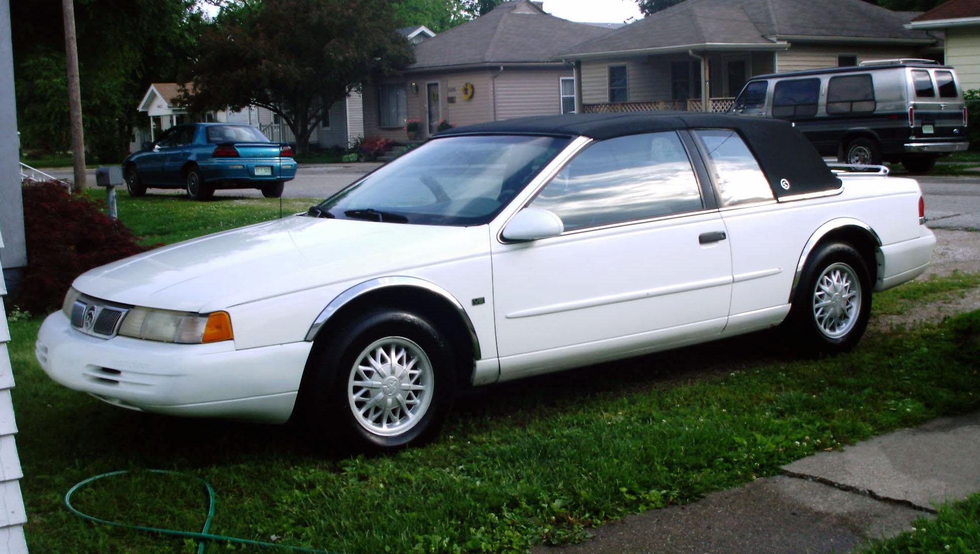 1994 Mercury Cougar