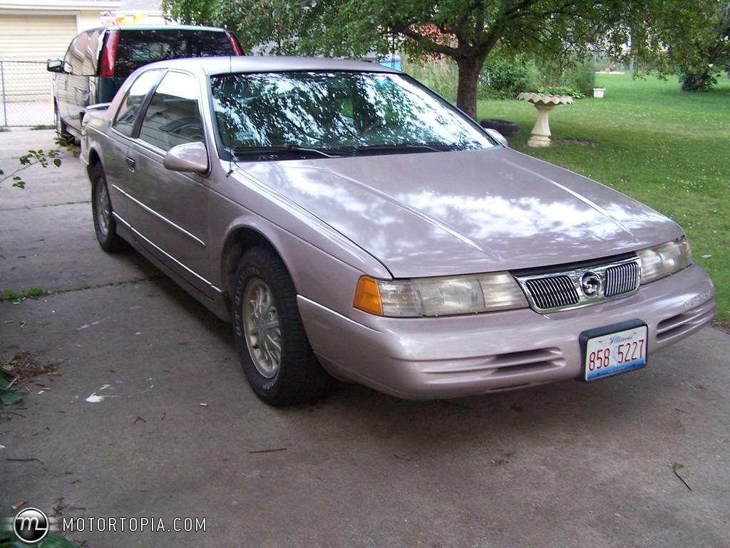 1994 Acura Legend >> 1994 Mercury Cougar - Partsopen