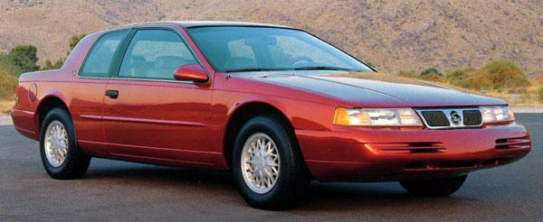 1994 Mercury Cougar - Partsopen