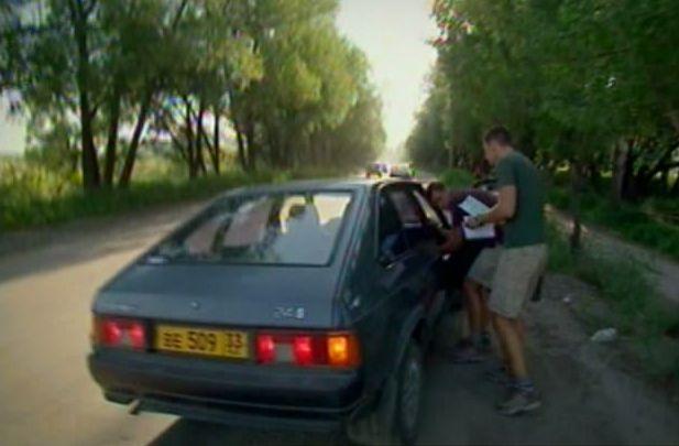 1994 Moskwitch Aleko