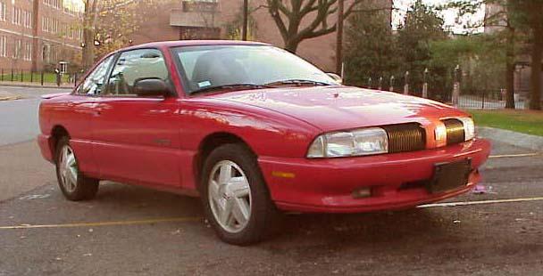 1994 Oldsmobile Achieva