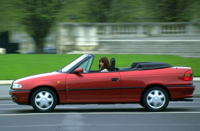 1994 Opel Astra Cabriolet