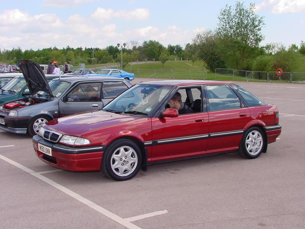 1994 Rover 200