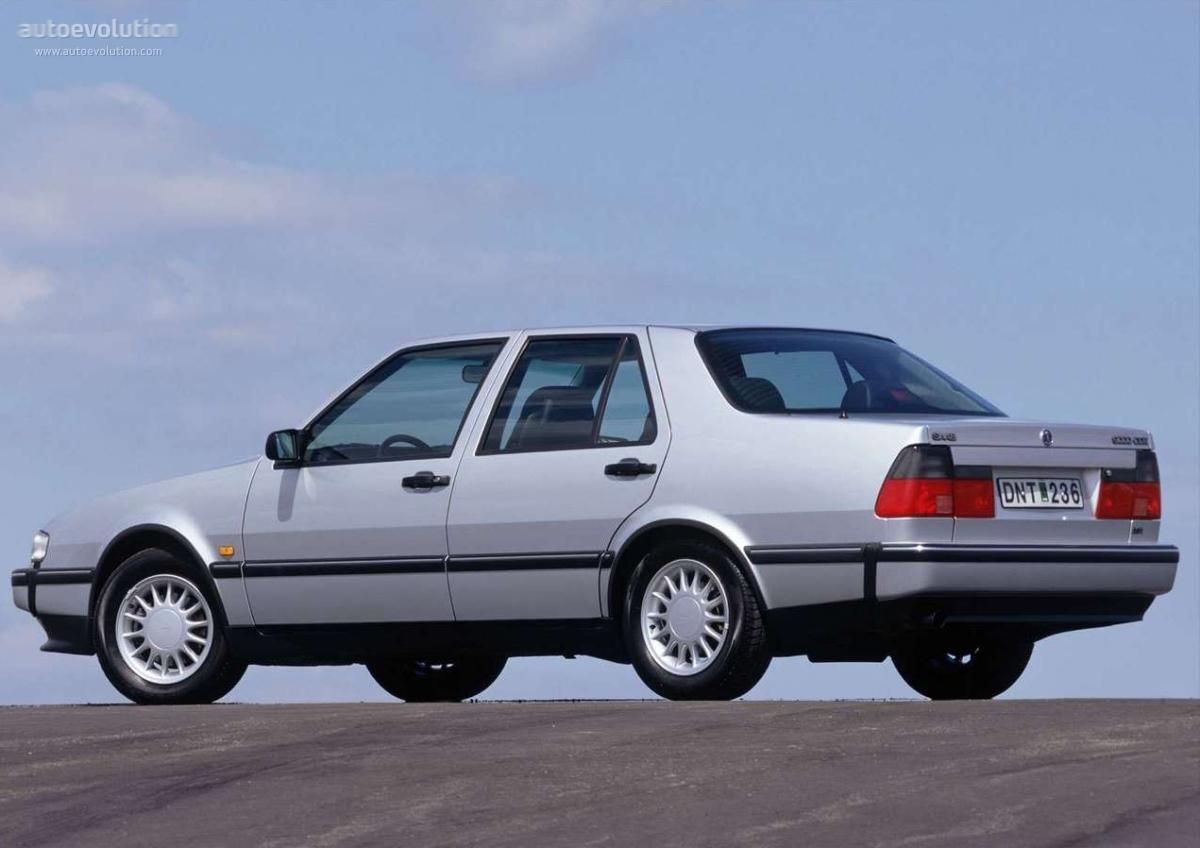 1994 Saab 9000