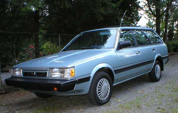 1994 Subaru Loyale