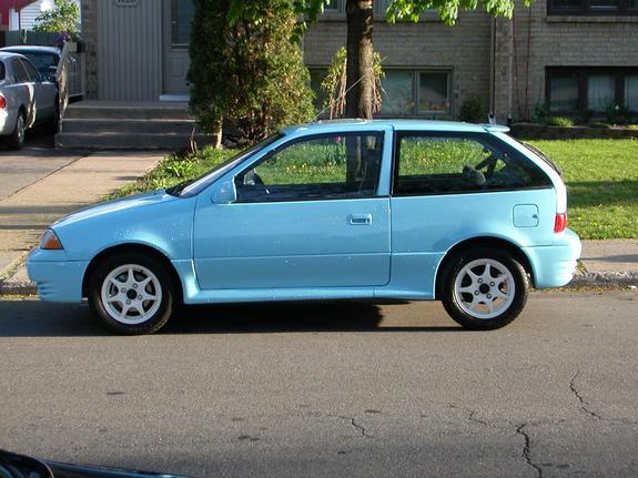 1994 Suzuki Swift - Partsopen