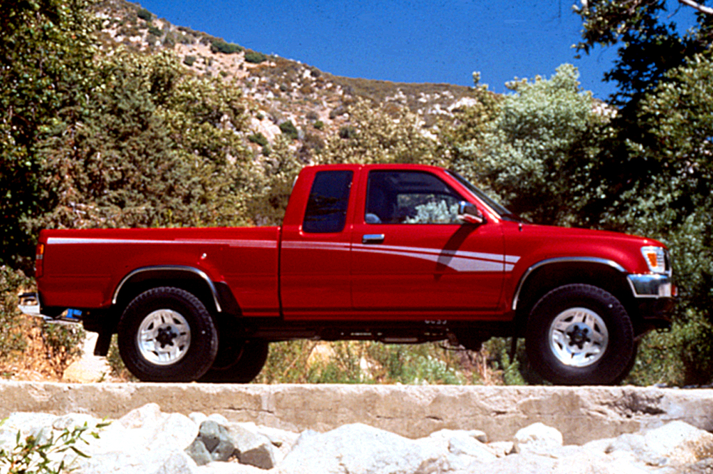 1994 Toyota Pickup Partsopen