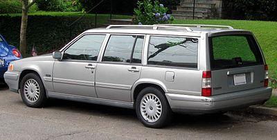 1994 Volvo 400