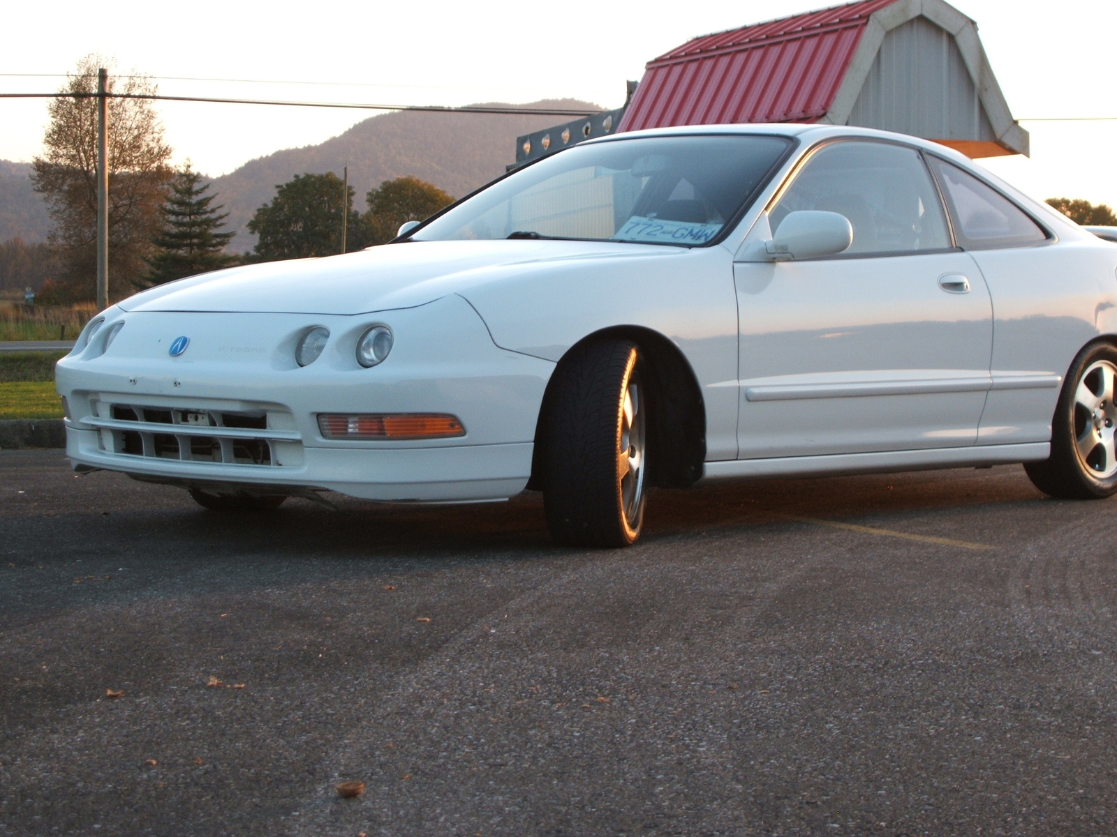 1995 Acura Integra - Partsopen